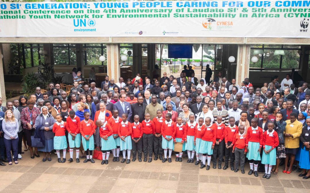 Laudato Si Generation Conference in Nairobi