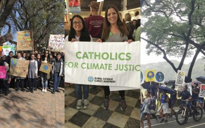 320+ Catholic climate strikes